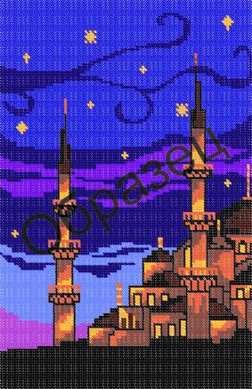 30 к вечерняя мечеть